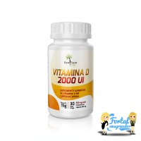 VITAMINA D2000 UI 30CAPS